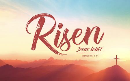 """7.3 """"RISEN – Jesus lebt"""""""
