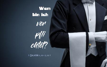 """7.6 """"Wem bin ich verpflichtet?"""""""
